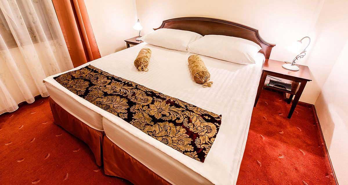 Hotel Bankov Košice - Pokój Komfort