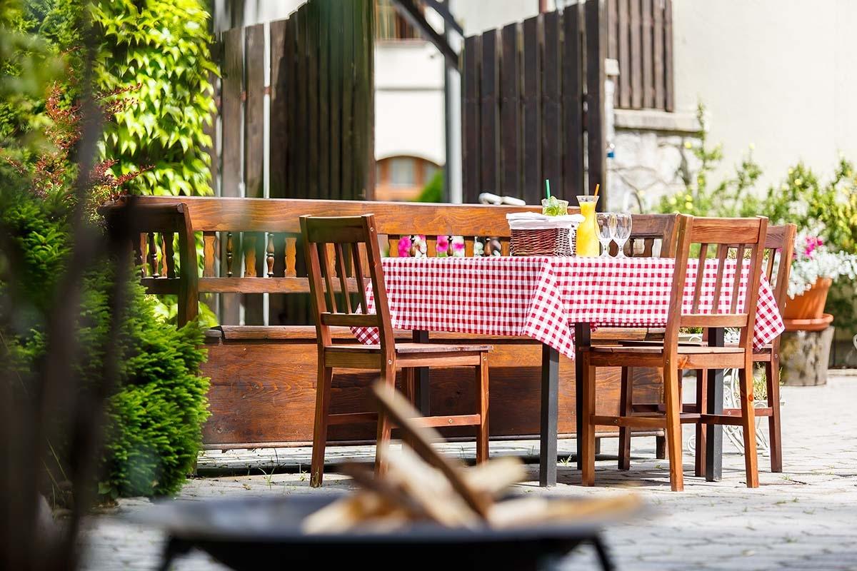 Garden Restaurant Košice