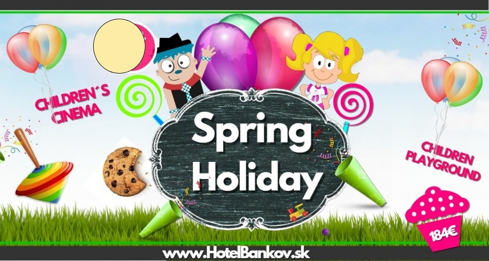Spring holidays at Bankov