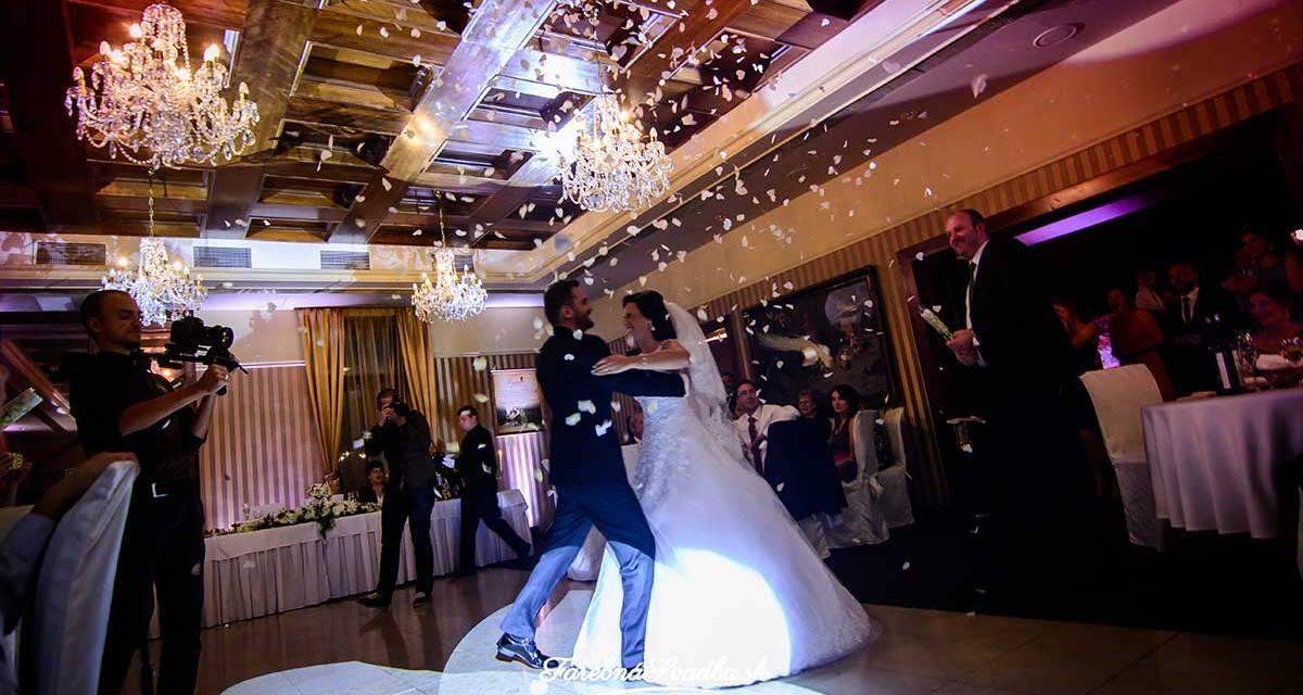 Silvestrovská svadba na Bankove